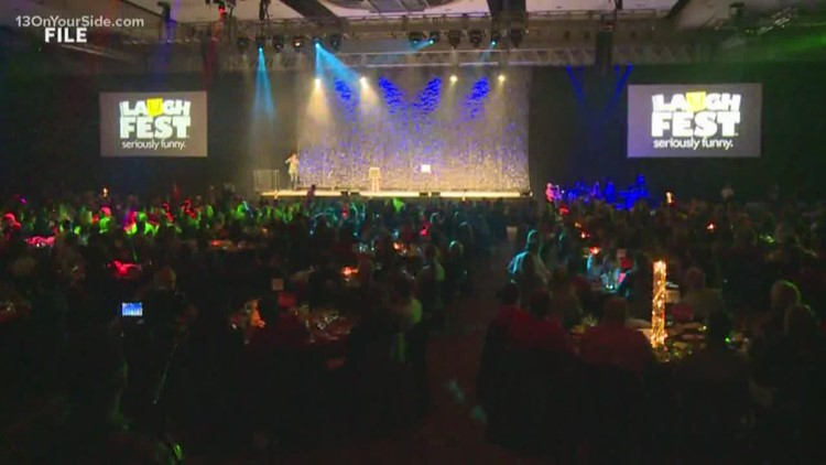 10th annual LaughFest wraps up this weekend