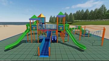 Work on Pere Marquette Park scheduled to begin next week