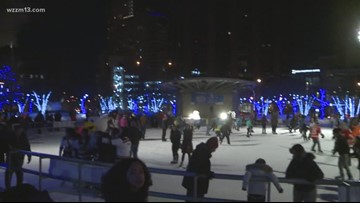 Grand Rapids Griffins host annual Great Skate Winterfest Saturday