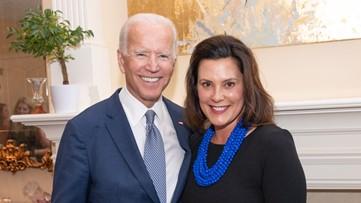 Joe Biden says Gov. Gretchen Whitmer made his VP list 'two months ago'