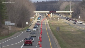 Kent County working to complete construction projects