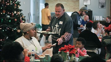 Mel Trotter expects to serve hundreds at annual Christmas luncheon