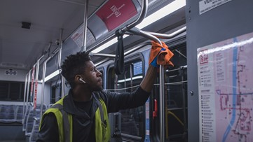 The Rapid: Don't ride the bus unless it's essential travel