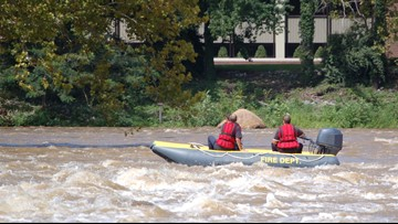 Searchers find body of missing 11-year-old Grand River in the Lansing area