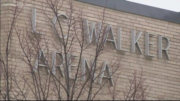 Vote coming over L.C. Walker Arena name change