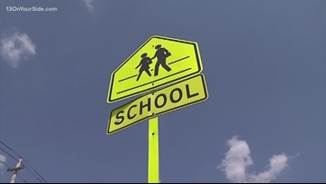 Drive carefully now that school is in session