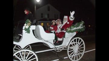 See Santa at Grand Haven's Jingle Bell Parade!
