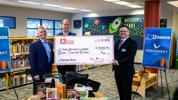 13 Reads: Kent District Library presented with $7K for early childhood reading program