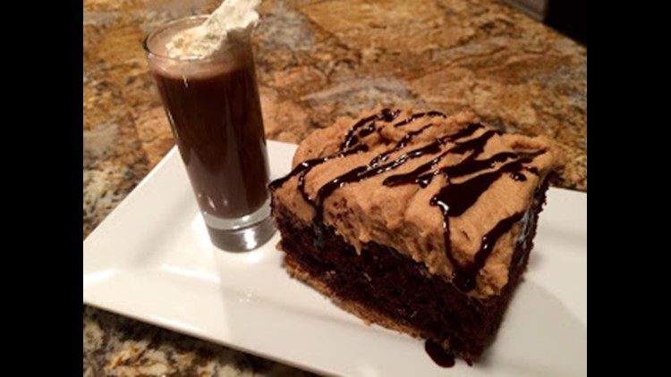 Celebrate National Chocolate Cake Day