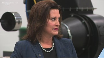 Whitmer signs bills to collect taxes on more online sales