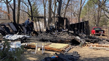 Police identify body found in Muskegon Heights house fire