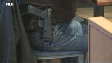 Proposed state gun bills would reduce penalties for certain violations
