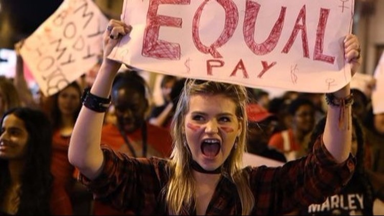 Michigan women continue fight for equal pay