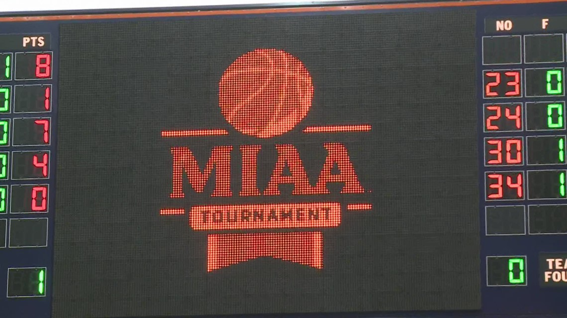 MIAA Tournament: Hope vs. Kalamazoo