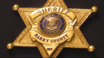 Barry County Sheriff's Department says to avoid activities on Thornapple River