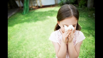 Signs your child may have seasonal allergies