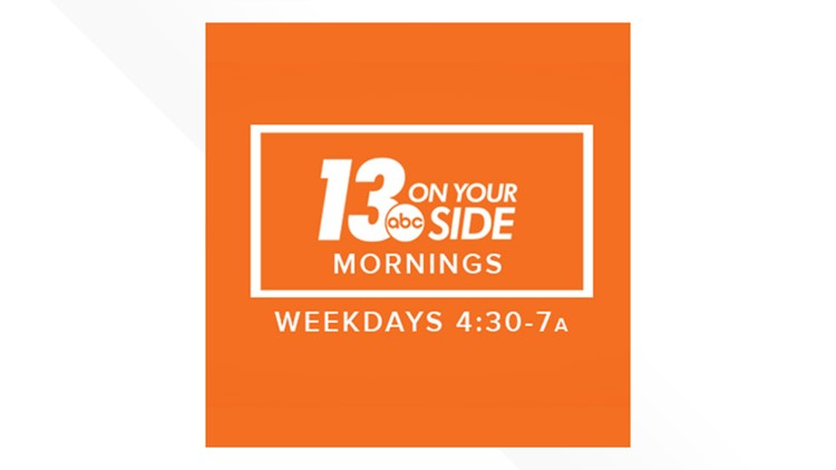 13 ON YOUR SIDE Mornings