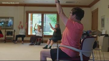 GRBJ: Senior living community encourages residents to dance