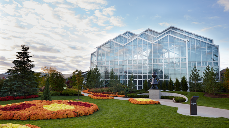 13OYS Mornings: On the road at Frederik Meijer Gardens