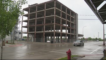 Muskegon not giving up on hope for redevelopment of former Ameribank building