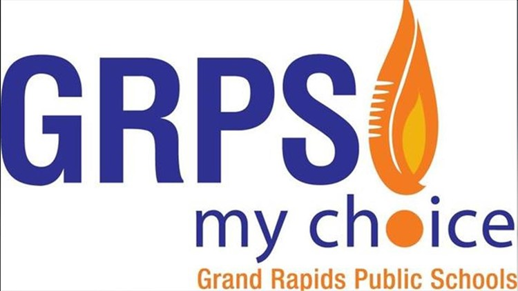Image result for grand rapids public schools logo