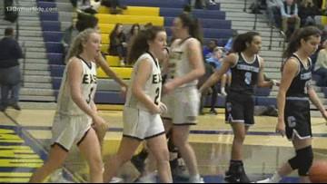 High School Girl's Basketball: East Grand Rapids vs. Grand Rapids Christian