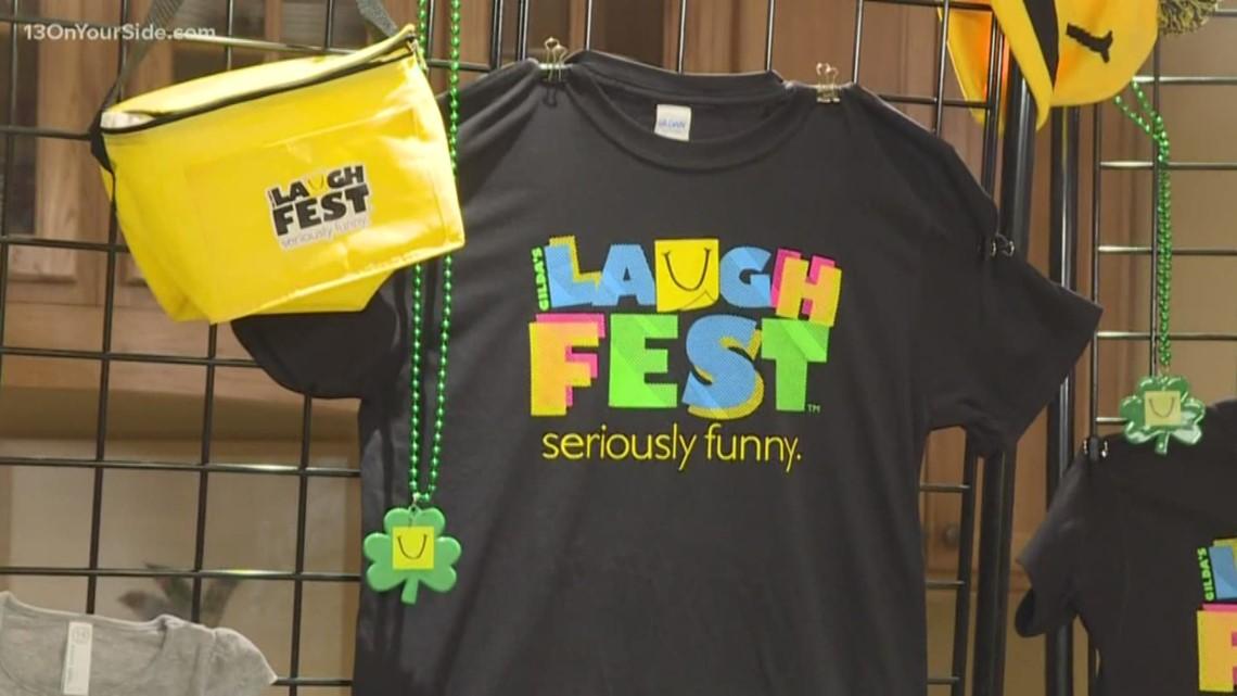LaughFest announces 2021 plans