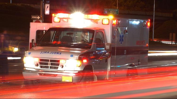 19-year-old dies from snowmobile crash injuries