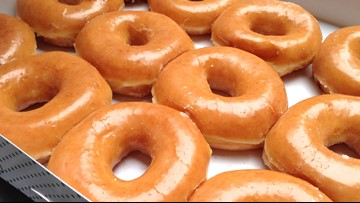 Krispy Kreme announces online ordering and delivery