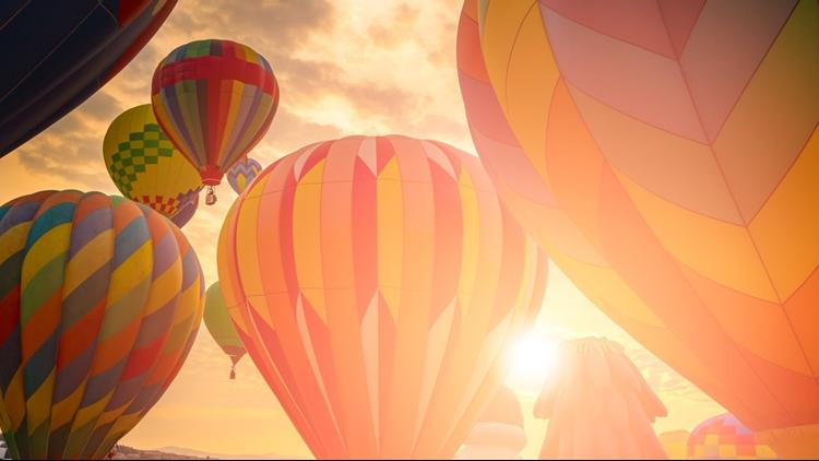 Hot air balloon festival coming to Wayland