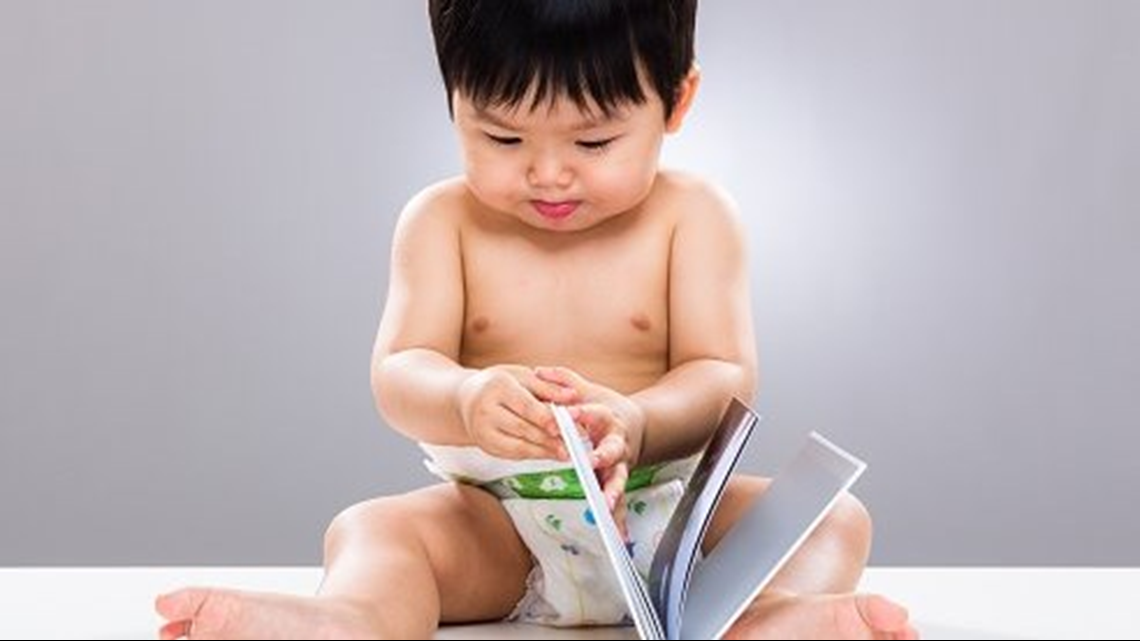Cleveland Clinic study: reading to babies can boost pre-school literacy