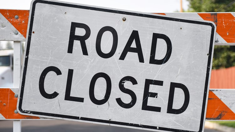 M-21 between I-96 and Crahen Avenue closed May 3 through June 18