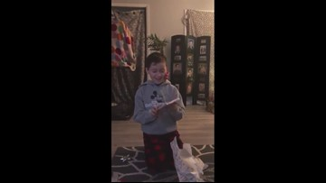 Video of Muskegon boy getting Ariana Grande concert tickets for Christmas goes viral