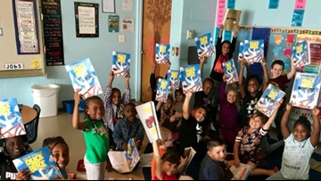 One Good Thing: Teacher makes sure her students get their books