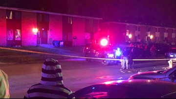 Suspect sought after fatal shooting in Muskegon Heights