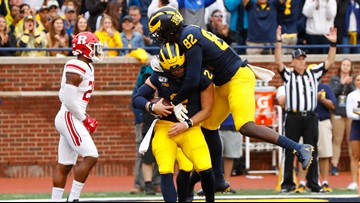 Wolverines boost confidence in 52-0 win over Rutgers