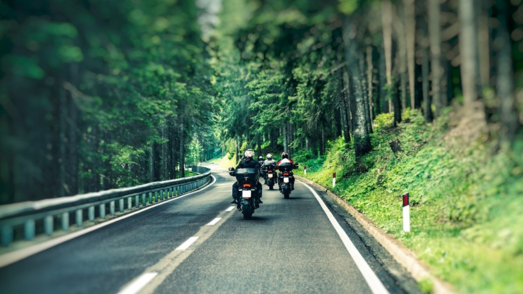 Motorcycles will soon be hitting the roads; What they and YOU should know about staying safe