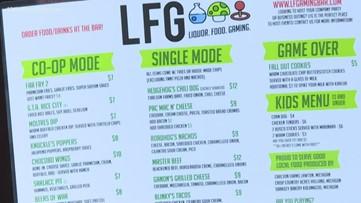 Let's Eat: LFG Gaming Bar