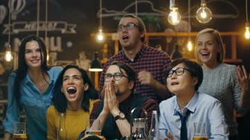 Grab your team of friends for LaughFest Trivia Night
