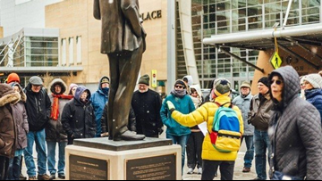 Get a close up look at Black History in Grand Rapids through downtown walking tour