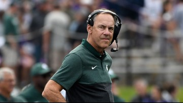 Dantonio says he plans to return as Michigan State coach