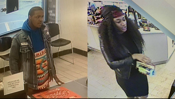 Police searching for couple using fake $100 bills in Lowell