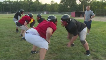Two-A-Days: Hart Football