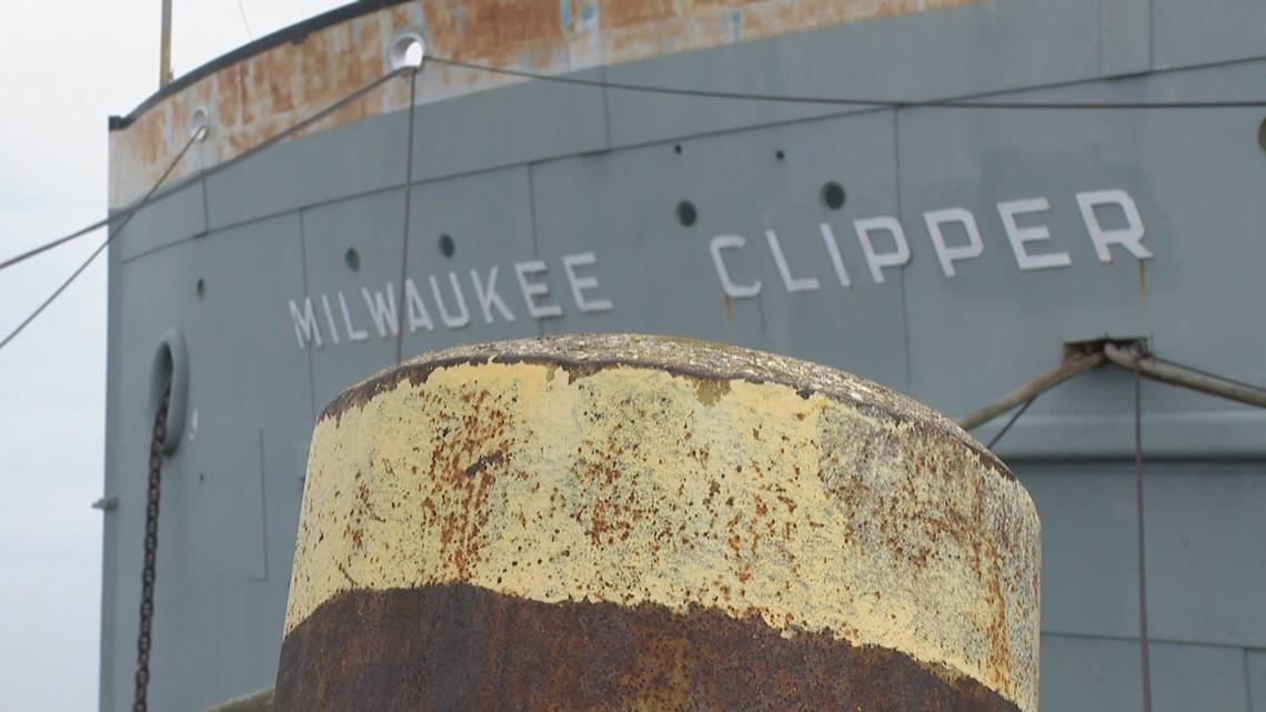 Milwaukee Clipper's last Captain shares his 'sea tales'