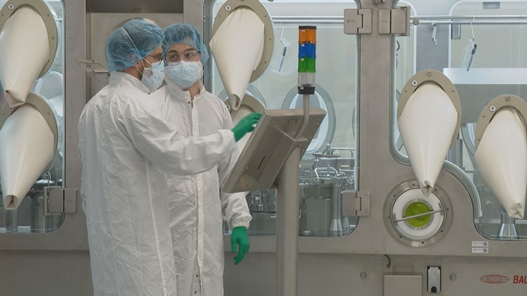 Grand Rapids company plays role in Johnson & Johnson COVID-19 vaccine production
