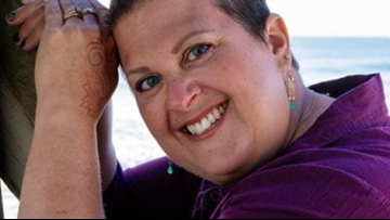 The face of metastatic breast cancer