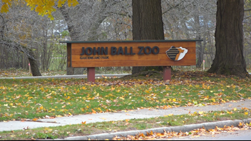 John Ball Zoo to remain closed until further notice due to virus concerns