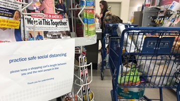 Meijer asks customers to limit number of shoppers in store