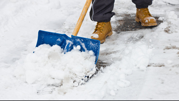 Snow removal service app overwhelmed with requests over the weekend