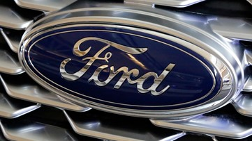 Ford recalls 268K cars in North America to fix door latches